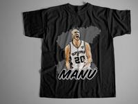 Illustration T-shirt Design