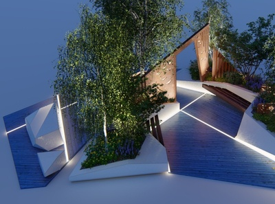 Architect 3d landscape design
