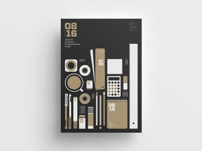 08/16 Corporate Design –> Poster