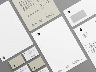 Tunnel 23 – Corporate Design – Stationery
