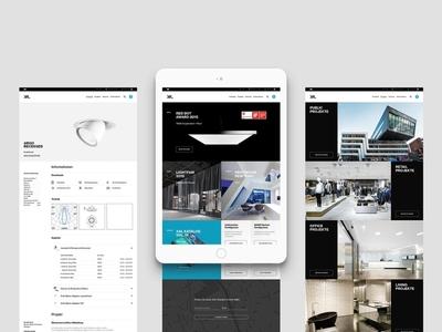 XAL Website Relaunch
