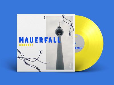 vinyl cover mauerfall