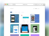 Personal Portfolio Website UI Redesign