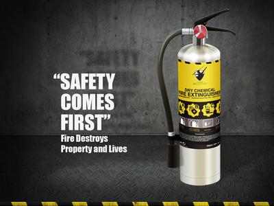 Fire Britannia - Extinguisher Icon