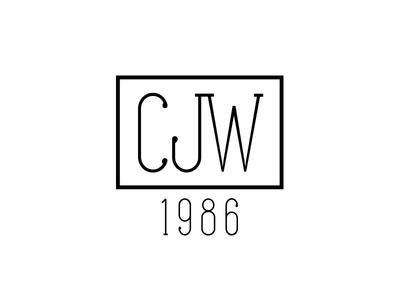 CJW Monogram