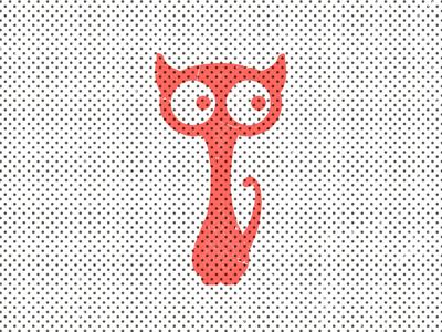 Red Bad Cat