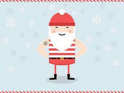 Sailor Santa
