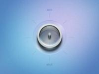 Glass Volume Control