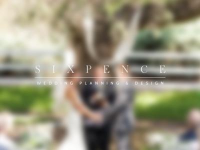 Sixpence Type Logo