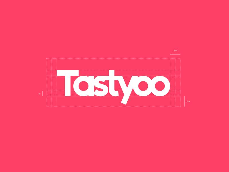 Tastyoo, a new foodtech brand foodtech type webdesign identity branding