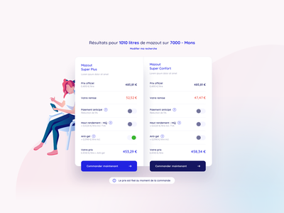 monmazout.be forms price pricelist shape simple webdesign select form