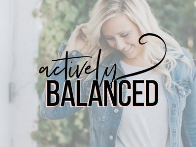 Brand Design for Actively Balanced