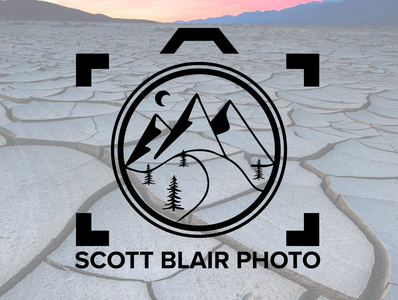 Brand Design for Scott Blair Photo