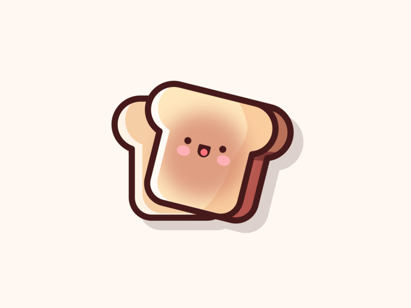 Toast illustration