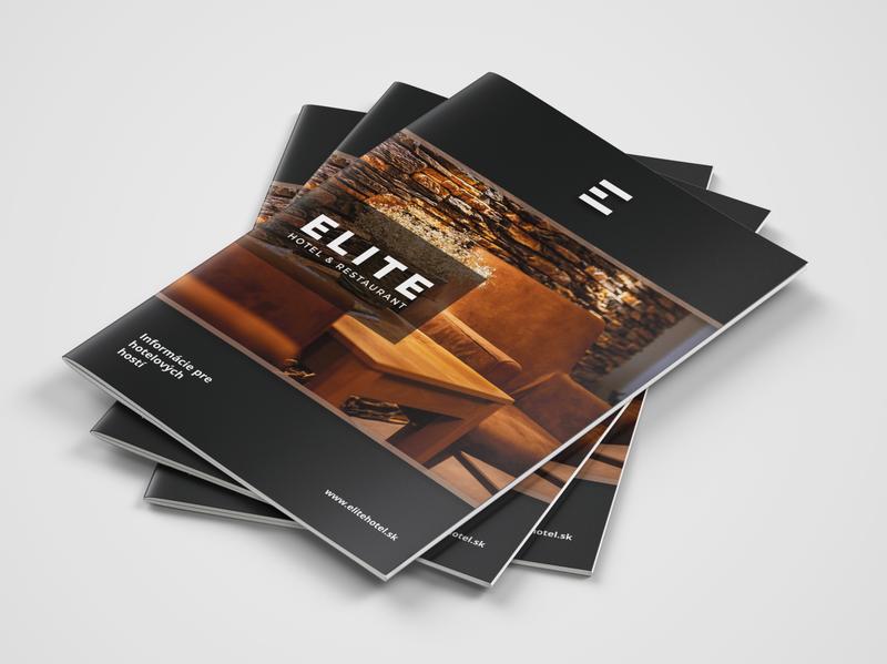 Brochure A4 - ELITE Hotel & Restaurant