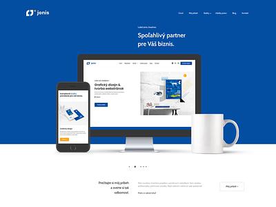 Web - jonis.sk web
