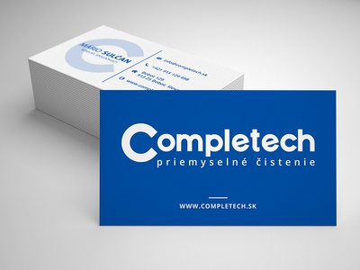 Business Card - Completech