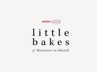 Little Bakes - Bakery Logo badge logo designer logo design typeface logo bakery logo bakinglogo baker bakery baking