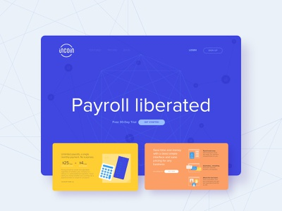Incoin - Cryptocurrency Payroll Tech App bitcoin