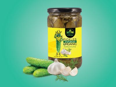 pickles organic