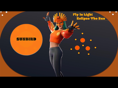 Fortnite : Sunbird