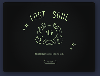 Lost Page, Lost Soul