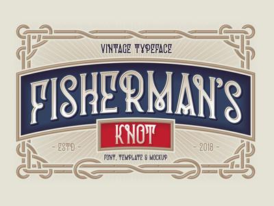 Fisherman's Knot font