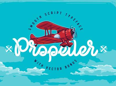 Propeller Font