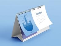 Monuments calendar
