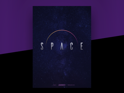 Poster - Space