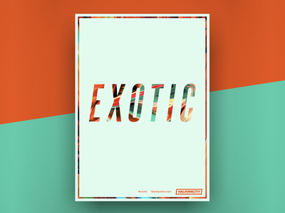 Poster - Exotic