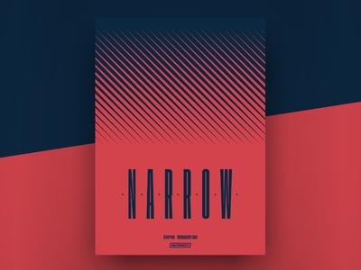 Poster - Narrow