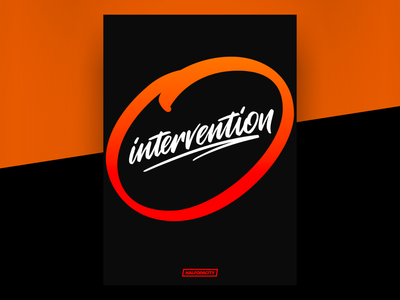 Poster - Intervention