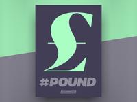 Poster - Pound