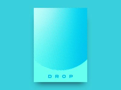 Poster - Drop
