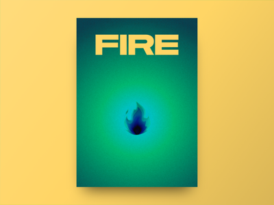 Poster - Fire