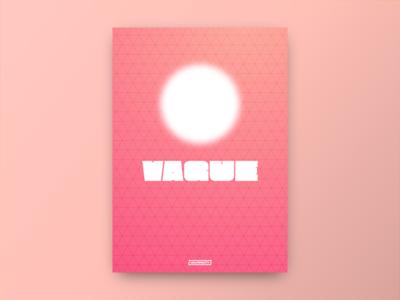Poster - Vague