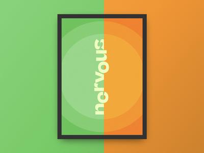 Poster - Nervous