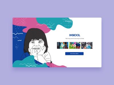 Inskool - UI Concept 10