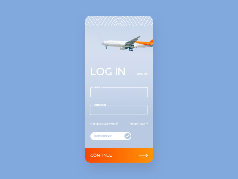 Fly Air - UI Concept 11 airship plane airlines airline application ui application app designer app design app interface ui ux user interface interface designer design ui design interface design