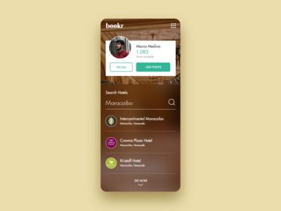 Bookr - UI Concept 12