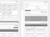 Consultant App Wireframe WIP