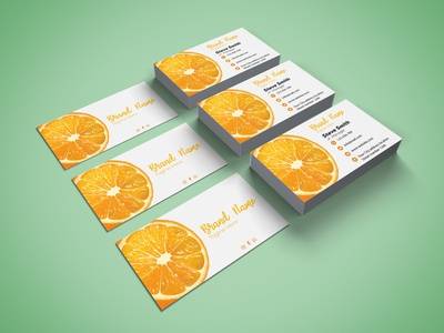orange business card business buttons business flyer business card mockup business card design business logo businesscard business cards business card
