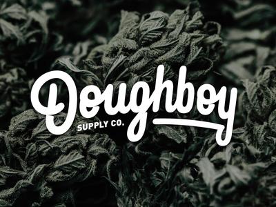 Doughboy Logo Design
