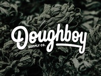 Doughboy Logo Design