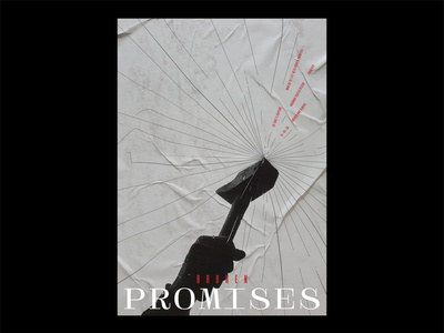 Promises poster sketch