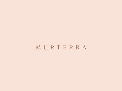 Murterra Logo Font