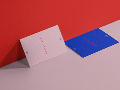 Eye Stitch Business Card