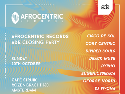 ADE Party Flyer