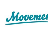 Movement logo, wordmark